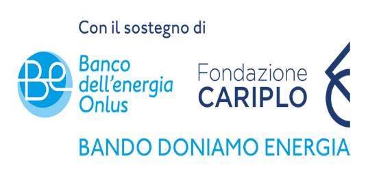 LOGO BANDO DONIAMO ENERGIA